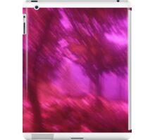 Hollow Hill Trees n°4 iPad Case/Skin