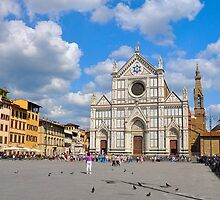 Santa Croce - The Italian Glories I by Denis Molodkin