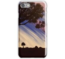 'Calm Before the Storm' iPhone Case/Skin