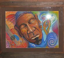 ''Dreaming Man 1'' by pjhart