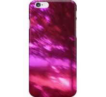 Hollow Hill Trees n°3 iPhone Case/Skin