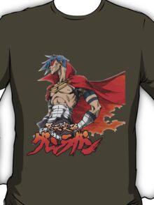 Kamina - Gurren Lagann T-Shirt