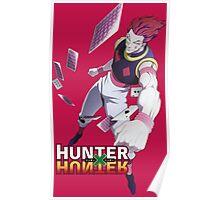Hisoka - Hunter x Hunter Poster