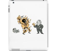 Bioshock incinerate advert iPad Case/Skin