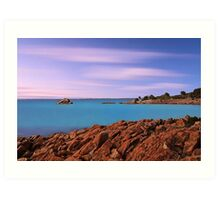 Dunsborough - Western Australia  Art Print