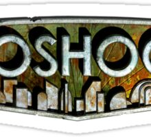 Bioshock logo Sticker