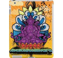 Buddha Graffiti iPad Case/Skin