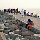 Mumbai land&#x27;s end, but not love&#x27;s. by vesa50