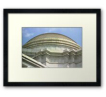 The Natural History Museum - Washington D.C. Framed Print