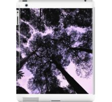 Stop and look up iPad Case/Skin
