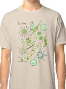 Diatoms Classic T-Shirt