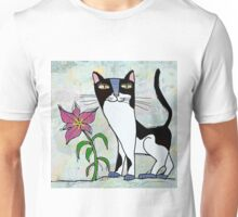 Poncho and the lily Unisex T-Shirt