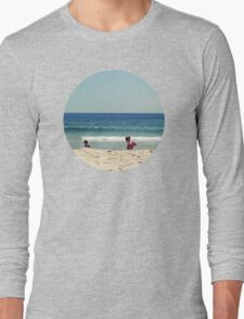 Girls And Waves Long Sleeve T-Shirt
