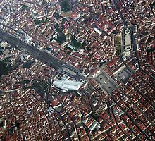 Lisbon from Above               Portugal by BaZZuKa