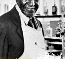 george washington carver Sticker
