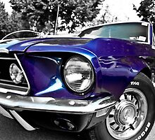 Ford Mustang Dreams by pixel-cafe .de
