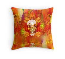 Water visions. Throw Pillow