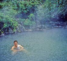 Japanese hot springs, Etigo Yuzawa onsen, Japan by yoshiaki nagashima