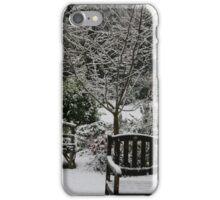 Some White Stuff iPhone Case/Skin