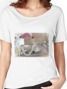 Still Life with Trinket Jar Women's Relaxed Fit T-Shirt