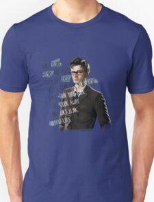 DON'T BLINK!! Unisex T-Shirt