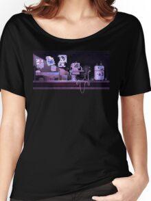 Midnight Programmer Women's Relaxed Fit T-Shirt