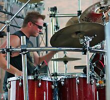 The Drummer by Chuck Zacharias