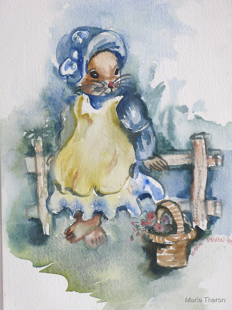 Country Mouse by Marie Theron