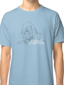 Howl's Moving Castle - Howl Classic T-Shirt