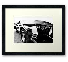 Ford Mustang Dreams Framed Print