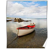 Bull Bay, Anglesey Poster