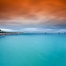 Moonta Jetty by Sue Nueckel