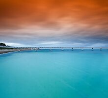 Moonta Jetty by ╰⊰✿Sue✿⊱╮ Nueckel