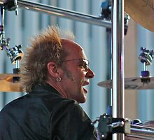 A Drummer's Profile by Chuck Zacharias