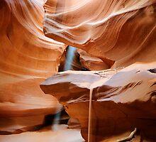 Upper Antelope Canyon #4 by JimGuy