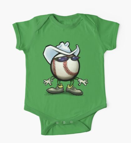 Baseball Cowboy Kids Clothes