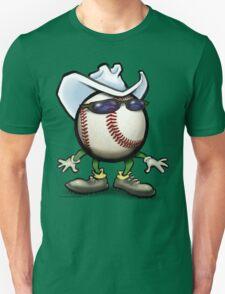 Baseball Cowboy T-Shirt