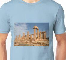 Temple of Juno (Hera) Unisex T-Shirt