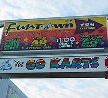 Funtown by L. O'Hara
