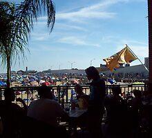 The Beach Bar, Asbury Park, NJ  - 4th of July 2010 by denro