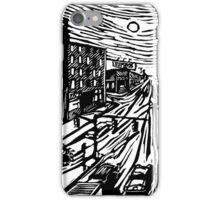 Commute/ Packard's Corner iPhone Case/Skin