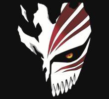 Bleach Ichigo's Mask by KisukeMischa