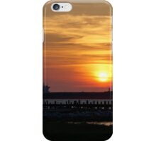 Sunset Mobile Bay iPhone Case/Skin