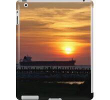 Sunset Mobile Bay iPad Case/Skin