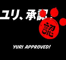 Yuri Kuma Arashi - Yuri approved! by dejameprobar
