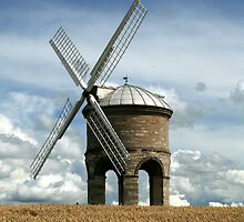 Chesterton Windmill by Sue Tyler