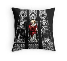 In Majesty Throw Pillow