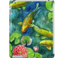 pond iPad Case/Skin
