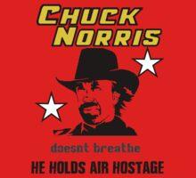 Chuck be tough.  One Piece - Short Sleeve