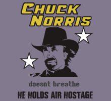 Chuck be tough.  Kids Tee